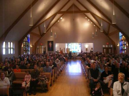 Sacred Heart of the Hills Congregation